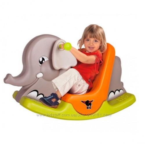 Качалка детская Слоник Kids BIG  56788