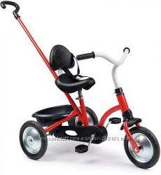 Велосипед детский Smoby Toys Зуки метал. с багажником красный 740800