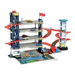 Набор Dickie toys City Паркинг с 4 этажами со светом и звуком 3749008