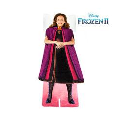 Плед-спальник Blankie Tails Disney Холодное сердце 2  Анна BT0090-B