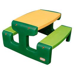 Игровой столик для пикника Little Tikes Яркие цвета 466A00060