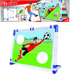 Игровой набор Simba Toys Футбольные ворота 3 7402138