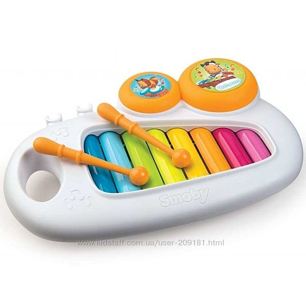 Развивающая игрушка Smoby Ксилофон  110500