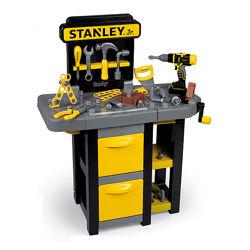 Набор Smoby Stanley Jr Мобильная мастерская с инструментами 360317