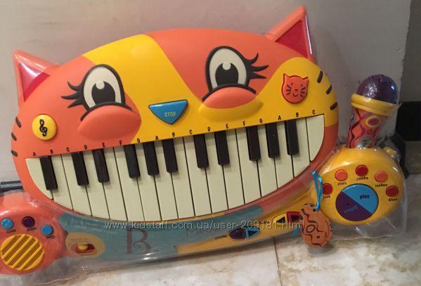 Акция  Музыкальная игрушка Котофон