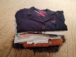 Наша одежда для девочки 3-4года