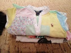 Пакет одежды для девочки 5-6лет