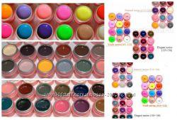 Набор цветных УФ гелей Сосо Саnni наборами в наличии