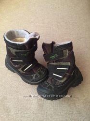 Зимние термо ботинки Superfit , состояние идеал