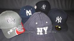 Мужские  кепки из Нью-Йорка