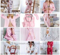 Пижамы, халаты, тапки Victoria&acutes Secret