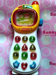 Телефон алфавит, цыфры, формы фигуры
