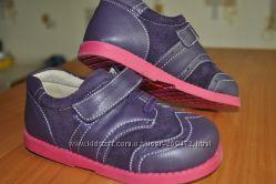 туфли See Kai Run 16 см натуральная кожа