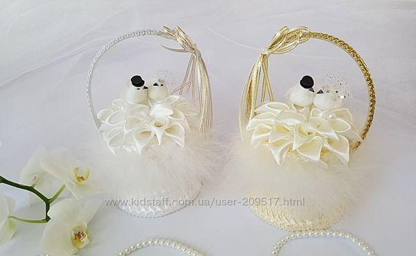 Подставочки для свадебных колец