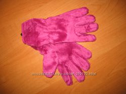 Плюшевые перчатки для девочки, ТСМ