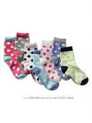 набор носков для девочки GAP, 2-3