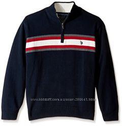 Новый свитер U. S. Polo XXL