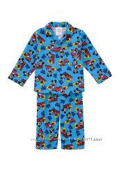 Байковая пижама Мики Маус Disney 18-24m