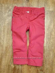 Утепленные классные штанишки на девочку