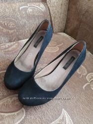 Туфли на каблуке 38р.