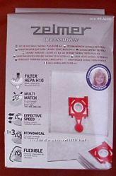мешок для пылесоса zelmer красный