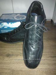 Ботинки кожанные WOC, новые.