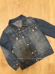 Крутая джинсовка TOM TALOR 116-122 идеал