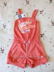 Летний комбинезон Adidas для девочки