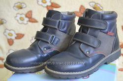 Демисезонные ботинки 33 размера