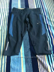 Лосинки Nike, капри, состояние отличное, оригинал