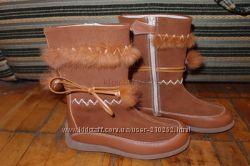 Кожаные  деми сапожки фирмы Chicco 26, 29 размер