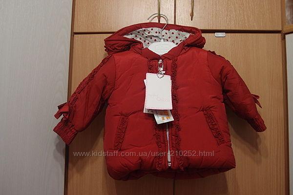 куртка 3  мес рост56 фирма Chicco в наличии