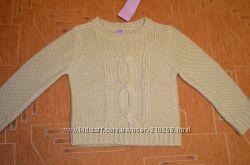 Теплый свитер от F&F на 2-3 года