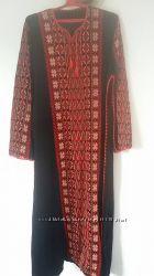Платье вышиванка крестиком