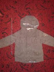 Демисезонная куртка фирмы NEXT для мальчика