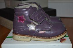 Демисезонные ботинки Woppy orthopedic размер 22