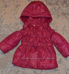 Курточка Chicco размер 86