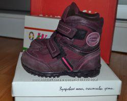 Зимние ботинки Minimen размер 24