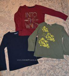 Регланы Lupilu, H&M для мальчика на 4-5 лет