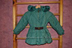 Зимняя куртка Wojcik размер 110-116