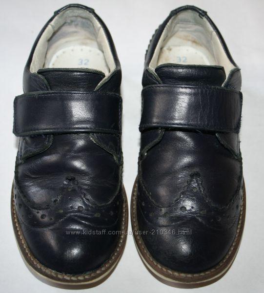 туфли демисезонные Bartek , нат. кожа , р. 32