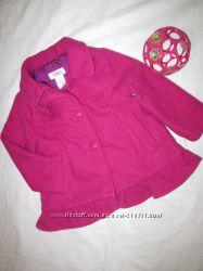 Нежное красивое пальтишко и куртка для маленькой принцессы