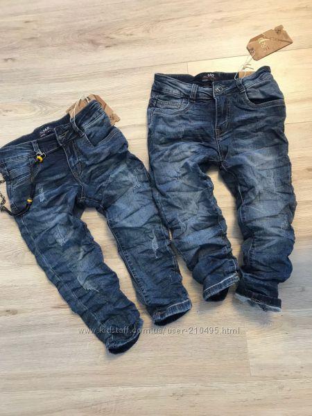 Новые поступления джинсы -жатки 4, 6, 8, 10, 12 лет