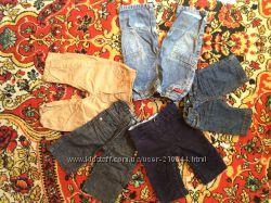 Фирменные Комбенизоны джинсы брюки кофта