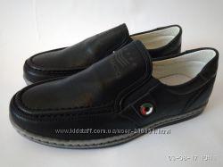 Распродажа Школьные туфли для мальчиков ТМ B&G в наличии