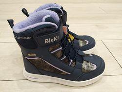 Распродажа Очень классные зимние термо-ботинки для девочек ТМ Bi&Ki