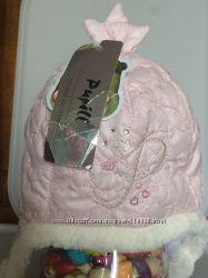 Демисезонная шапочка Pupill для принцессы