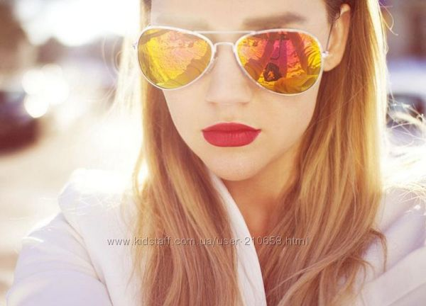 Солнечный очки авиаторы