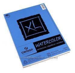 Альбом для акварели Canson XL Watercolor А4 30 л. 300 гм.