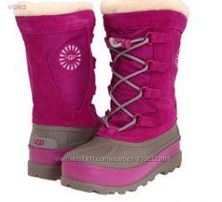 Детская зимняя обувь со скидками с сайта 6РМ без шипа